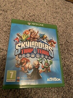 Xbox One Skylanders Trap Team Software Game Only