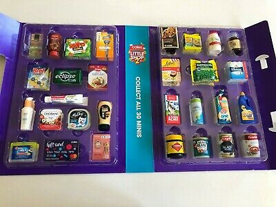 Coles little shop 2- select your minis