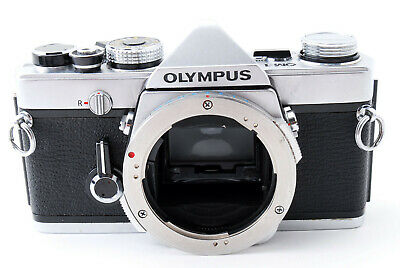 [AS IS] Olympus OM-1 MD Body Only 35mm SLR Film Camera From Japan