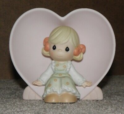 Precious Moments Figurine You Are Always In My Heart 768987 w//box