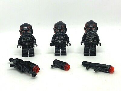 Stud Rifle NEW Authentic Star Wars Minifigure 75226 LEGO Inferno Agent