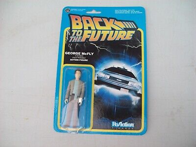 Back to The Future George McFly action figure (ReAction Figures) NEW