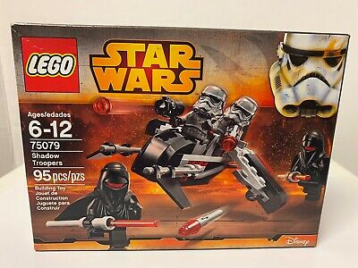 Lego 75079 Star Wars Shadow Troopers.Retired New Sealed In Box