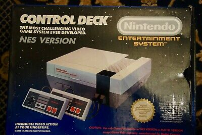 Nintendo Entertainment System (Nes) Game Console - Super Mario 3 Game