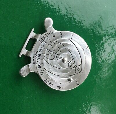 Very Rare LECOULTRE COMPASS CAMERA lens cap. English engravings !