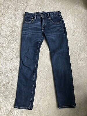 Boys Gap Jeans Age 12 Skinny Fit VGC