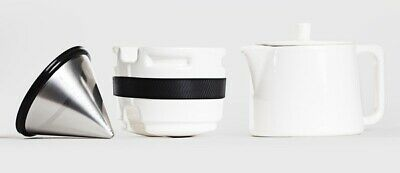 Able Brewing Ceramic Coffee System with 3rd Generation Kone Coffee Filter
