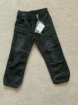 New Christian Dior Unisex Boy Girl Trousers, Black, Age 36m, RRP £99