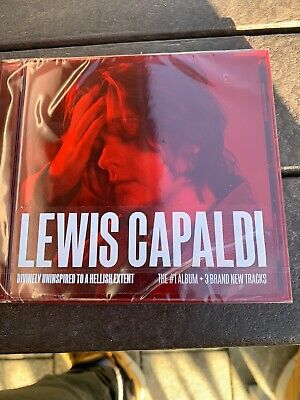Divinely Uninspired To A Hellish Extent by Lewis Capaldi (2019, CD)