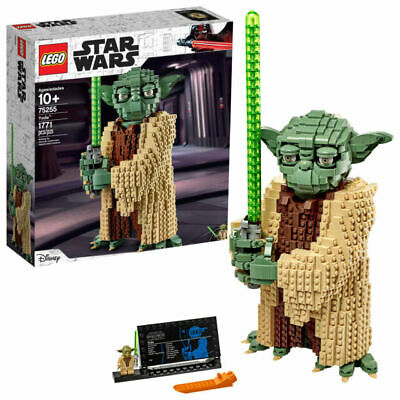 LEGO Star Wars Yoda (75255). New In Box. Never Opened.