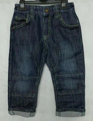 Urban Rascals Age 2-3yrs Blue Denim Jeans Excellent Condition