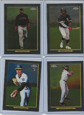 2020 Topps Series 1 Chrome Turkey Red - PICK YOUR CARD