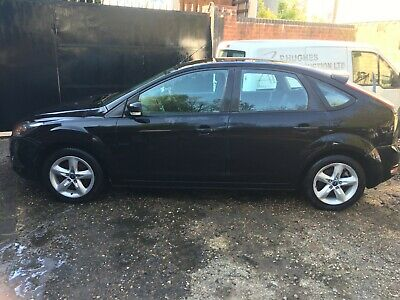 2008 Ford Focus Zetec 2.0 Diesel Automatic Non-Runner/ Spares Or Repairs