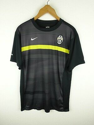Juventus Nike Football Training Shirt Trikot Size Large (S029)