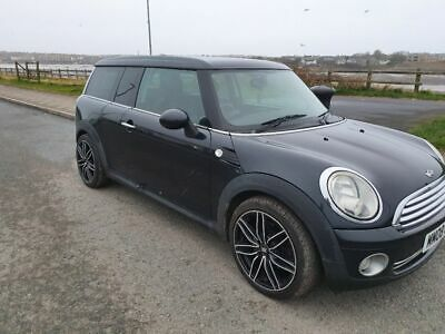 2008 mini cooper clubman ML32 with chilli pack