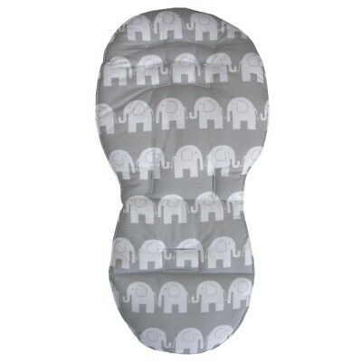 Grey Elephant Luxury Seat Liner Designed to fit Wayfarer and Pioneer pushchairs