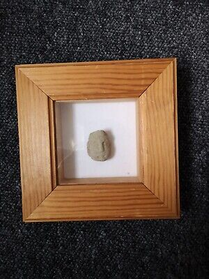 Small Chinese Stone Head Antique Collectable