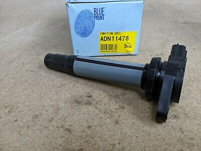 Blue Print Ignition Coil Adn11478 Fits Nissan Almera Primera