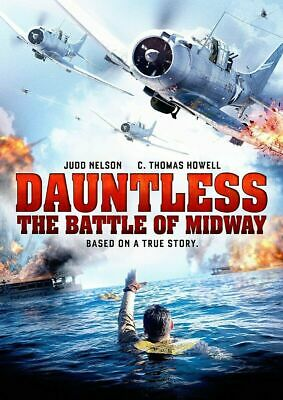 Dauntless: The Battle of Midway DVD 2019 BRAND NEW FAST SHIPPING