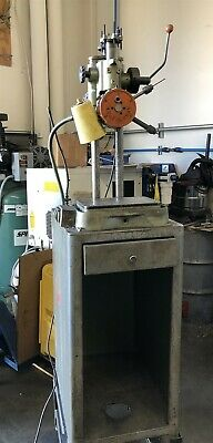 Nice!! Burgmaster 6-Spindle Auto Indexing Turret Drill Press - #Ob