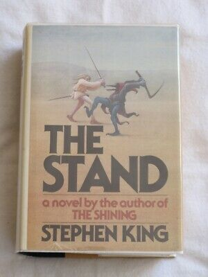 STEPHEN KING: The Stand (HC; 1st ed.; gutter code AA29; 1985; VG; Doubleday)