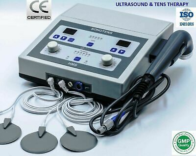 Advanced Ultrasound Therapy and Electrotherapy Physical Pain Relief Unit Machine