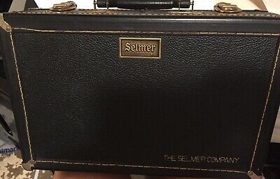 Selmer Wood Clarinet with Case