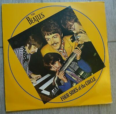 # Beatles FOUR SIDES of the CIRCLE Rare Outtakes '81 (M--/EX++/EX++) 2 LP-R00469