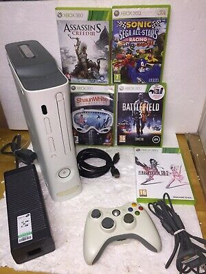 Xbox 360 Bundle 10 Games Final Fantasy Xiii2 Sonic Call Of Duty Fable Assassin