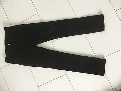 H&M boys Black Jeans Age 13/14 Skinny Fit