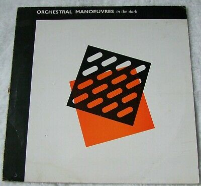 Orchestral Manoeuvres In The Dark - Self Titled - Lp - 1980