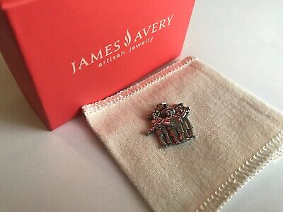 James Avery Sterling Silver Rare Retired Mariachi Charm - Little Signs Of Wear