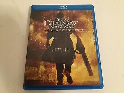 The Texas Chainsaw Massacre: The Beginning (Blu-ray Disc, 2013)