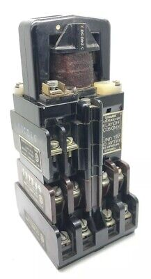 MTE UCO 5-10 Contactor & Contact Bank UCO 5 / UCO 10 Time delay on/off 240v Coil