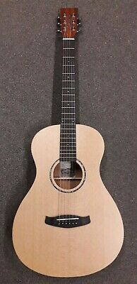 Tanglewood parlour TWR2-PE electro acoustic guitar, pre owned, satin finish VGC