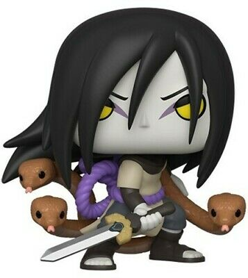 Naruto - Orochimaru - Funko Pop! Animation: (2020, Toy NUEVO)