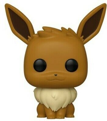 Pokemon - Eevee - Funko Pop! Games: (2020, Toy NUEVO)