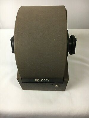 Vintage Rolodex Model 5350 Card File Desktop