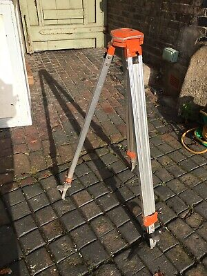 Tripod For Site Level Dumpy Level Could Be Re Purposed For Light Stand