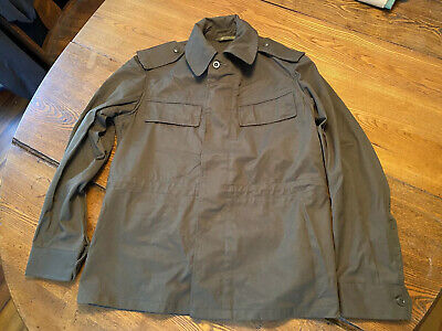 Czech Czechoslovakian Army Military Green Jacket