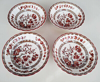"""s Copeland Spode Indian India Tree Old Mark 6 1//4/"""" Cereal Bowl"""