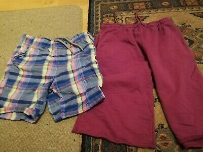 Next Aged 11 Years Boys 2 Pairs Of Shorts