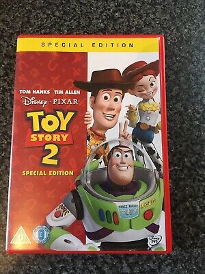 Toy Story 2 (DVD, 2010)