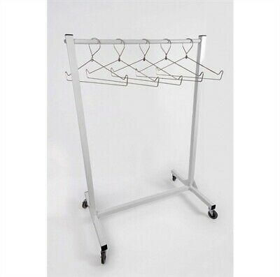 """Mobile X-Ray Apron Rack, 48"""" Wide"""