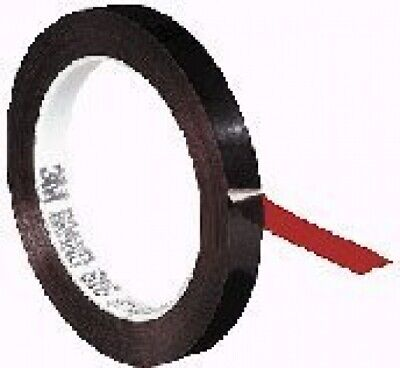 3M 616 1/2 in x 72 yd Lithographers Tape 42737 IN Ruby Red