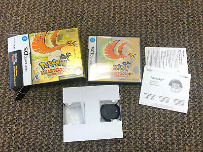 POKEMON HEARTGOLD VERSION (HEART GOLD) - NINTENDO DS Box ONLY