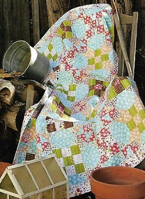 *Road to Lampasas Quilt quilting pattern instructions