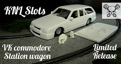 Scalextric 1/32 resin vk commodore station wagon body kit