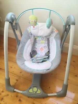 Ingenuity Baby Swing excellent condition newborn