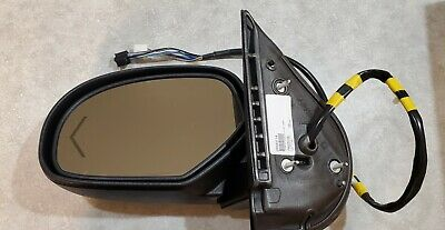 Mirror Power Folding Heated 11 Dot LED Turn Signal Driver Side LH for GM New